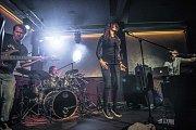 Večer skvěle zakončila kapela Gang Ala Basta se zpěvačkou Andreou Plíškovou