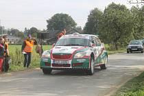 O víkendu se jel další ročník Rally Světlá.