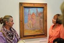Všechny tři výstavy vzbudily při vernisážích zájem návštěvníků, a ti, kdo je ještě neviděli, neměli by s návštěvou příliš otálet.