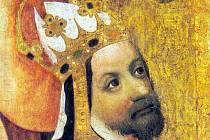 Karel IV. z Votivního obrazu Jana Očka z Vlašimi. Ilustrační foto.