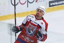 Miroslav Třetina rozhodl o první výhře brankou v prodloužení.