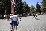 Mírový běh v Chotěboři
