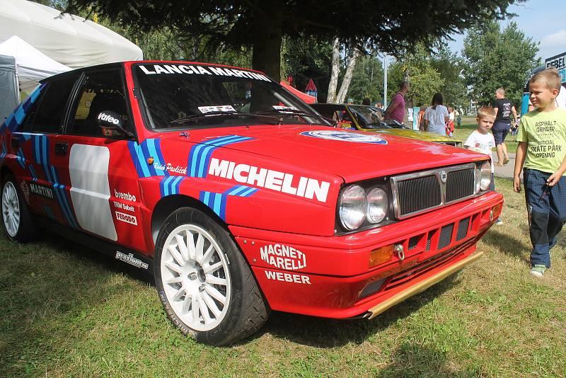 Lancia Delta je pojem, který nerozlučně patří k rally.