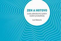 Kniha Zen a hotovo může posloužit každému bez rozdílu věku či pohlaví, aby se poučil, jak stihnout vše, co si naplánuje.