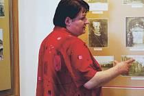 Místostarostka městyse Jaroslava Hájková si vzala pod patronát celou přípravu kolem nového praporu.