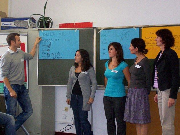 Studenti a učitelé Střední průmyslové školy stavební v Havlíčkově Brodě navštívili na podzim loňského roku v rámci projektu Comenius partnerskou školu v německém Frankfurtu nad Mohanem. Teď  se sama havlíčkobrodská škola ujme role hostitele.