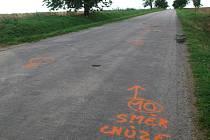 Vyšetřování kriminalistům komplikoval především nedostatek stop z místa nehody. Nenašly se například žádné úlomky, které by jim pomohly zjistit alespoň typ auta. Zvláštní je, že na silnici ani nezůstaly žádné stopy od pneumatik po brzdění.