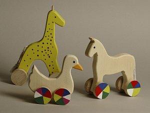 Žáci světelské akademie se zaměří na půvab dřevěných hraček
