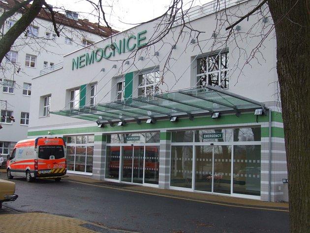 Zákaz návštěv platí i v havlíčkobrodské nemocnici.