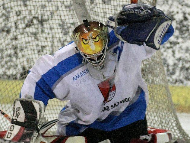 Hned v prvním kole krajské hokejové ligy na sebe narazí Chotěboř a Světlá.