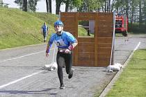 Ilustrační foto. Krajská soutěž mladých hasičů s mezinárodní účastí tentokrát na stadionu v Chotěboři.