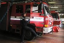 U brodských hasičů slouží řada zkušených profesionálů vybavených moderní technikou.