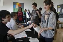 Studenstké volby.