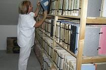 To je nejdůležitější pro práci se zdravotnickou dokumentací pacientů havlíčkobrodské nemocnice.  Postup se řídí platnou vyhláškou ministerstva zdravotnictví. Proto do nemocniční spisovny mají přístup jen vybraní zaměstnanci.
