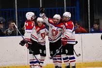 Hokejisté HC Chotěboř