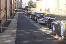 Takto vypadá nová ulice Ledečská.