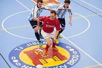 Dvě minuty stačily futsalistům Bocy Chotěboř k rozhodnutí zápasu proti České Lípě, kdy vstřelila tři góly.