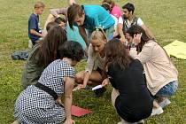 TVOJE ŠANCE. Mladým lidem ve věku 16 až 26 let pomůže týdenní kemp rozvinout podnikavost a zvýšit sebevědomí. Foto:Yourchance