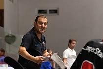 Bruslaři svým výkonem vytočili trenéra.