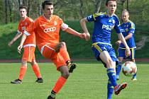 Dorostenci Havlíčkova Brodu na domácím hřišti porazili Kyjov.