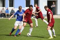 Fotbalisté Havlíčkovy Borové se schází v počtu nepočtu.