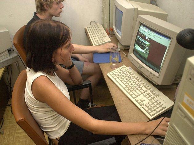Internet v knihovnách je dnes již samozřejmostí.