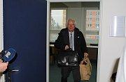 Odsouzený stavbyvedoucí Josef Spour se na místě odvolal.