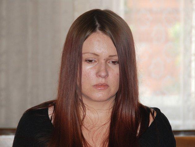Barbora Orlová chtěla, aby ji policisté ve žďárské škole zastřelili.