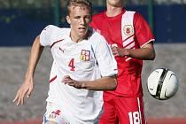 Reprezentace. Do ní se v kategorii U19 probojoval brodský fotbalový talent Tomáš Souček. Ten od žákovského věku působí v pražské Slavii.