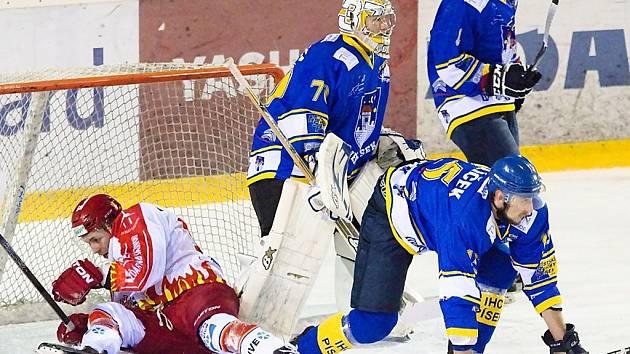Úspěch týmu tvoří brankáři, v Havlíčkově Brodě mají na následující sezonu vyrovnanou dvojici.