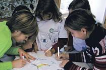 I když se nyní dům dětí a mládeže v Ledči nad Sázavou změnil na Středisko volného času azměnil zřizovatele, kurzy pro děti by zde měly zůstat stejné. Ilustrační foto