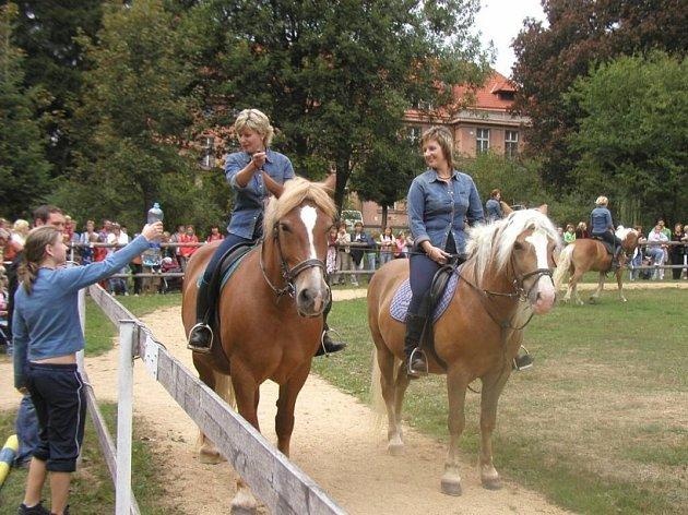 Jak vidno, jízda na koni není jen pouhým svezením se.