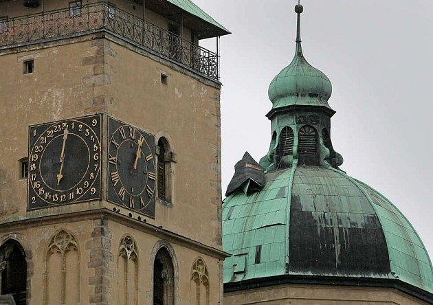 Jednou z dominant Havlíčkova Brodu je gotický chrám Nanebevzetí Panny Marie, který se dočkal úprav v pozdějších obdobích, v baroku například přibyla typická kupole.