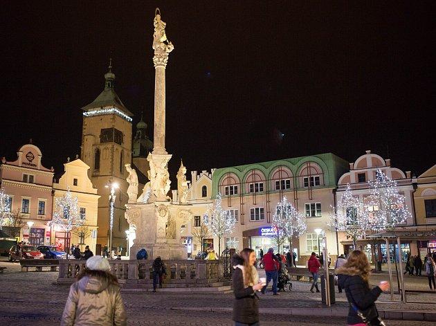 Advent v Havlíčkově Brodě.