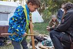 Ovčí den na Chaloupkách. Foto: archiv pořadatelů