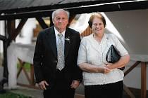 Antonín a Olga Bonaventurovi.