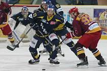 Hájení domácí tvrze. V soubojích Jihlavy s Ústím nad Labem letos zatím pokaždé zvítězil domácí tým. Dukla by toto pravidlo ve třetím a čtvrtém čtvrtfinále   ráda potvrdila a na Horáckém zimním stadioně si připsala dvě výhry.