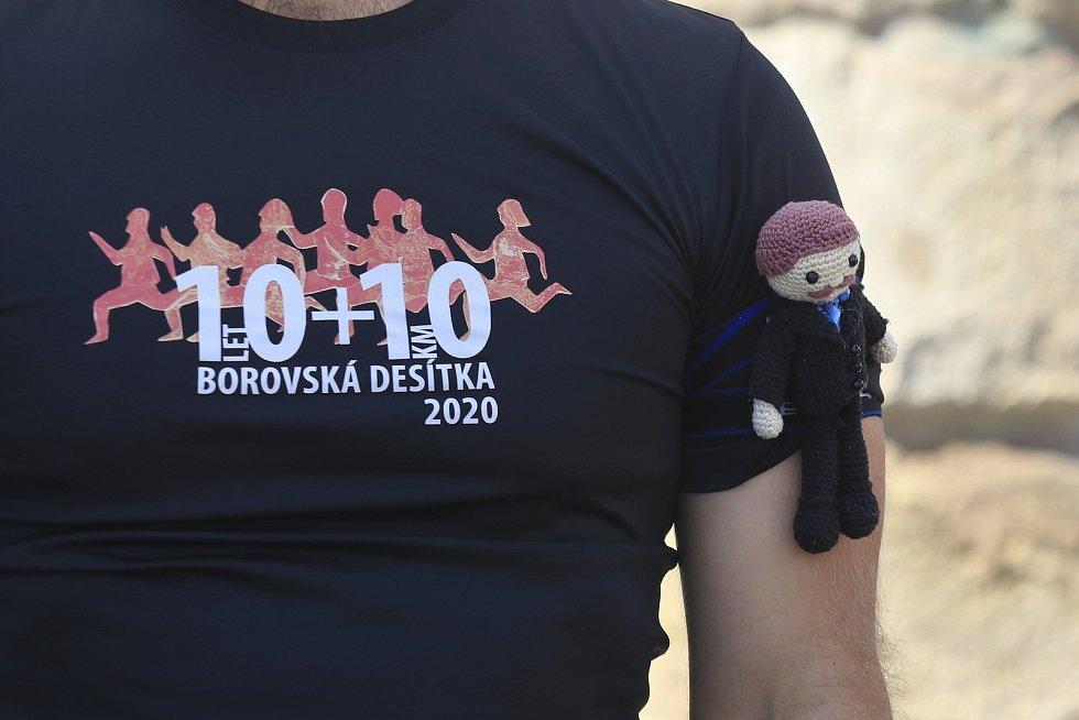 Běh Karla Havlíčka Borovského.