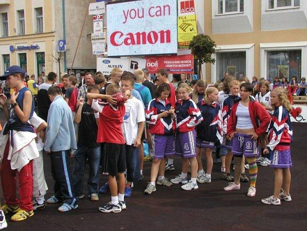 Brodské týmy se při letošním Handballu na Havlíčkově náměstí neukáží.
