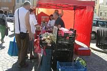 Farmářské trhy v Brodě mají dlouhou tradici.