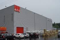 ACO Industries v Přibyslavi. Ilustrační foto.