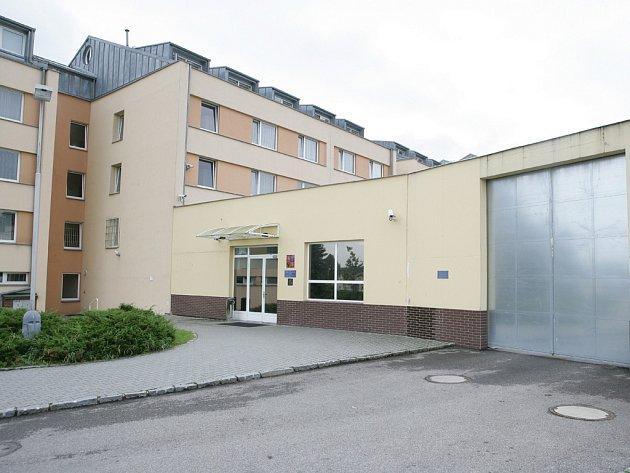 Věznice ve Světlé nad Sázavou.