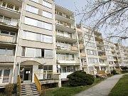 Licitátoři Ladislav Jarina a Jana Hadáčková kontrolují nabídky účastníků dražby nemovitostí v Lounech.
