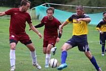 S dělbou bodů byli spokojeni trenéři po okresním derby Věžnice – Havlíčkova Borová (0:0).