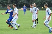 Na body nedosáhli. Ligoví starší dorostenci Slovanu zopakovali výsledek 2:0 z minulého utkání doma proti Prostějovu.  Tentokrát však tímto výsledkem odjeli poraženi z Břeclavi.