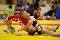 Dvě zlata. Ta přivezli zápasníci brodské Jiskry z mezinárodního turnaje, který proběhl o víkendu na Kladně.