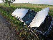 Opilí řidiči ve čtvrtek zavinili dvě dopravní nehody.