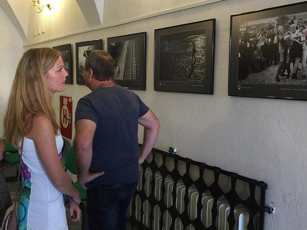 V loňském roce si lidé mohli prohlédnout vítězné fotografie v prostorách havlíčkobrodské Nové radnice.