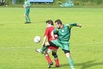 Fotbalisté Ždírce B se stali nejlepším týmem fotbalového okresního přeboru Havlíčkobrodska. O jejich prvenství rozhodlo poslední vystoupení na trávníku druhého týmu soutěže Ledče B, které opanovala Dekora 5:0.