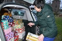dárky pro rodiny